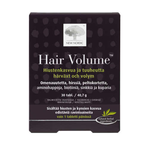 Hair Volume 30tabl 24,90€