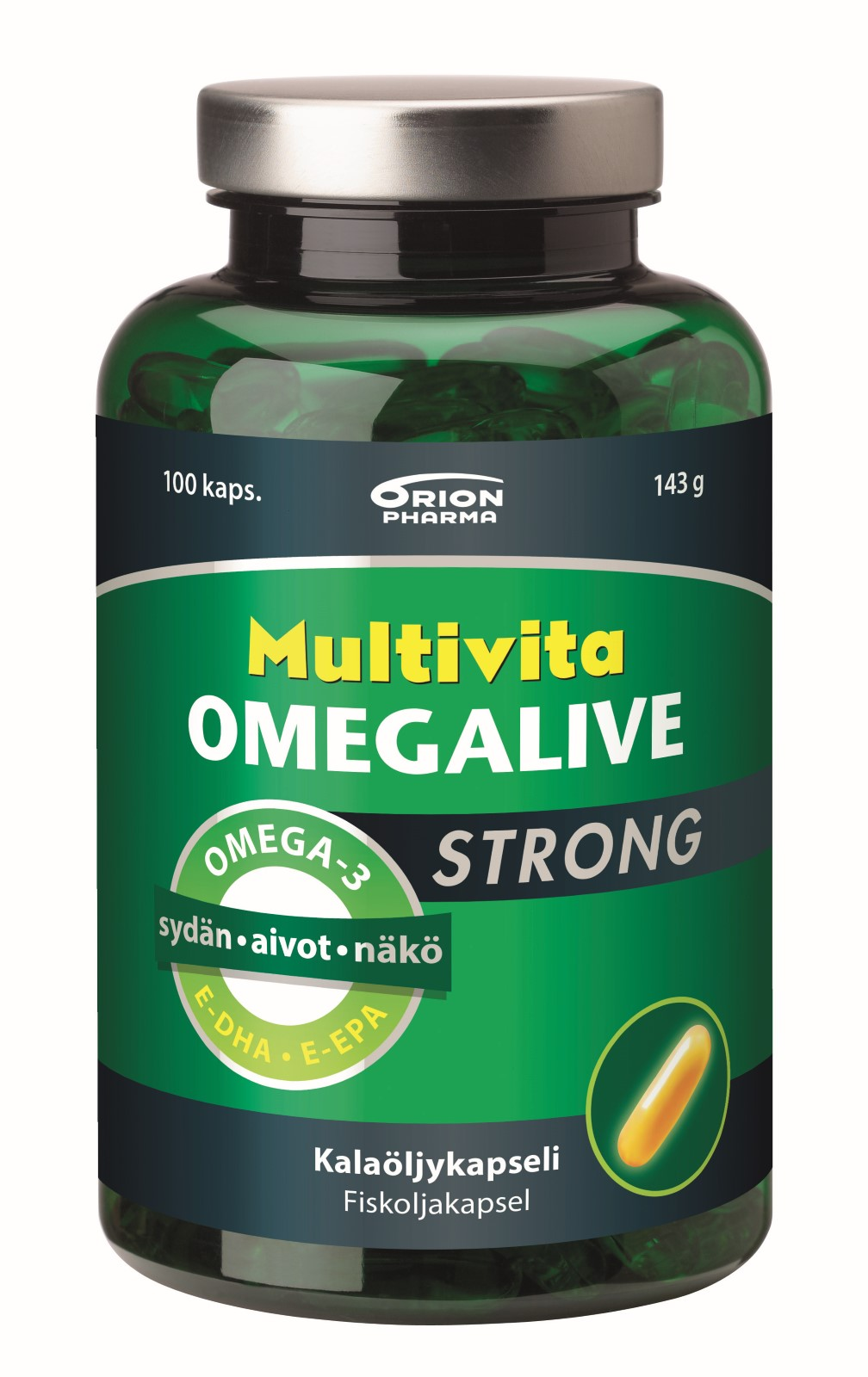 MULTIVITA OMEGALIVE STRONG 16€ (21,18€)