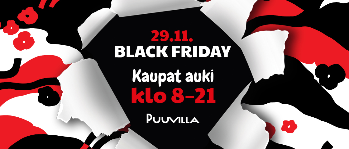 BLACK FRIDAY PE 29.11.